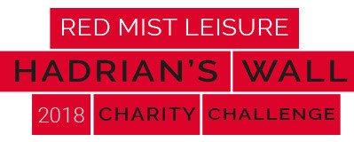 Hadrian's Wall Charity Challenge Logo