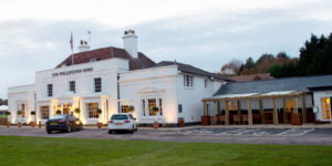 The Wellington Arms, Stratfield Turgis