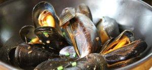 Cornish Mussels
